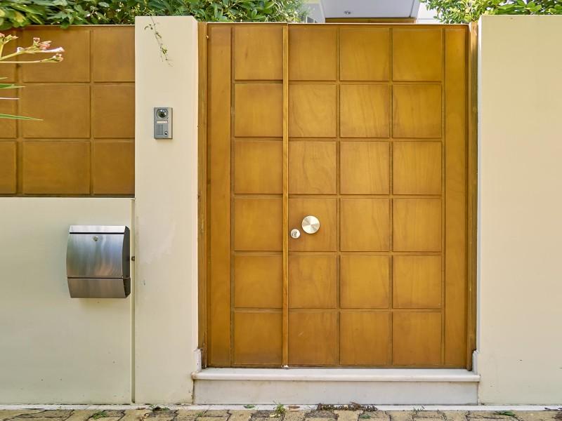 Türen Außenbereich